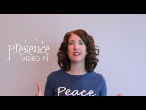 Presence - Sparkle Self-Care Program