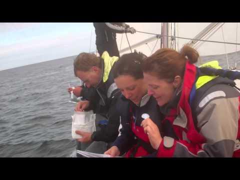 Sailing West's Fastnet trailer