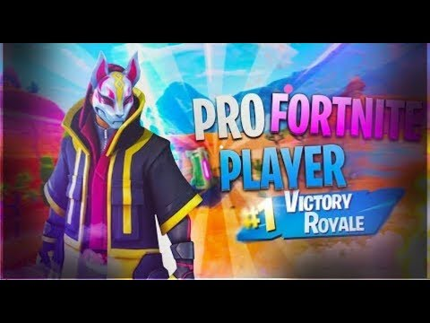*NEW* Season 5 Fortnite Gameplay  Upgrading New Skin (Drift)   Solo Grind #1 Victory Royale