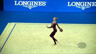 DIACHENKO Olena (UKR) - 2017 Rhythmic Worlds, Pesaro (ITA) - Qualifications Ball