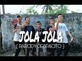 parodi despacito jola jola by mix project