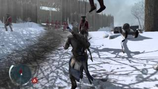 e3 2012 assassins creed iii e3 frontier gameplay demo