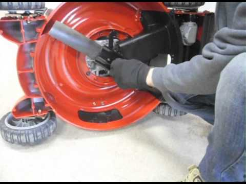 How To Change Your Lawn Mower Blade Toro Residential