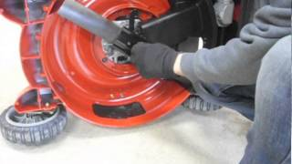 How To Change Your Lawn Mower Blade | Toro Residential Push Mower