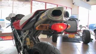 2003 Ducati 999R FOR SALE Tony Flemings Ultimate Garage reviews horsepower ripoff complaints video