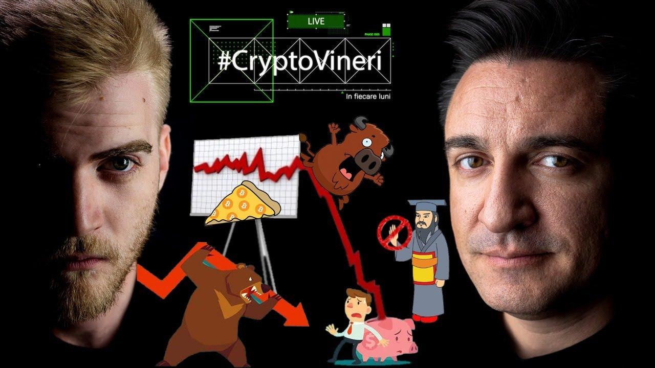 #CryptoVineri 22 - 1.4 TRILIOANE $ au dispărut, Urșii sărbătoresc BTC pizza day, CryptoQuizz