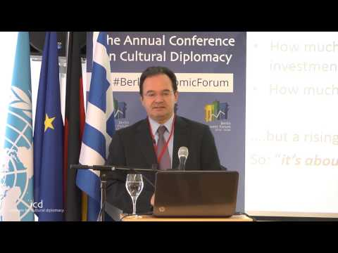 George Papaconstantinou (Former Minister for Finance of Greece)