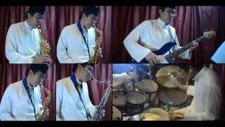 "Music Malaysia - ""Selamat Hari Raya"", Jazz Instrumental (Tribute to Saloma)"