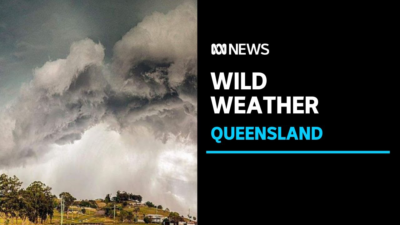 Download SE Queensland braces for more storms after intense rain causes flash flooding | ABC News