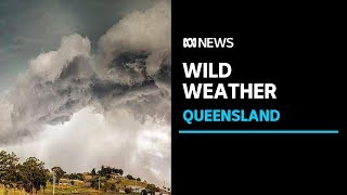 SE Queensland braces for more storms after intense rain causes flash flooding | ABC News