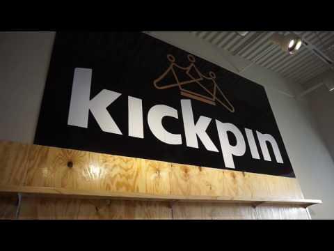 KICKPIN POP UP SHOP EL PASO TX !
