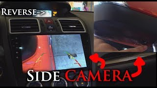 Adding Cameras to the Car! Cool Tech: Side Camera/Welcome lights/Features