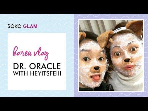 Korea Vlog: Dr. Oracle With Heyitsfeiii