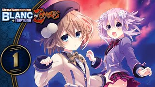 MegaTagmension Blanc + Neptune Vs Zombies (PSV, Let