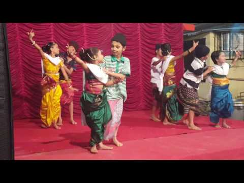 Koli dance by matrubhumi krida mandal (worli)