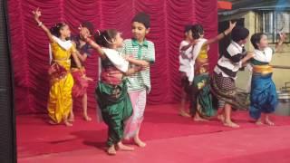 Koli dance by matrubhumi krida mandal (worli)