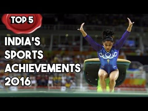 Top 5 - Indian Sports Achievements 2016 | SIMBLY CHUMMA#162