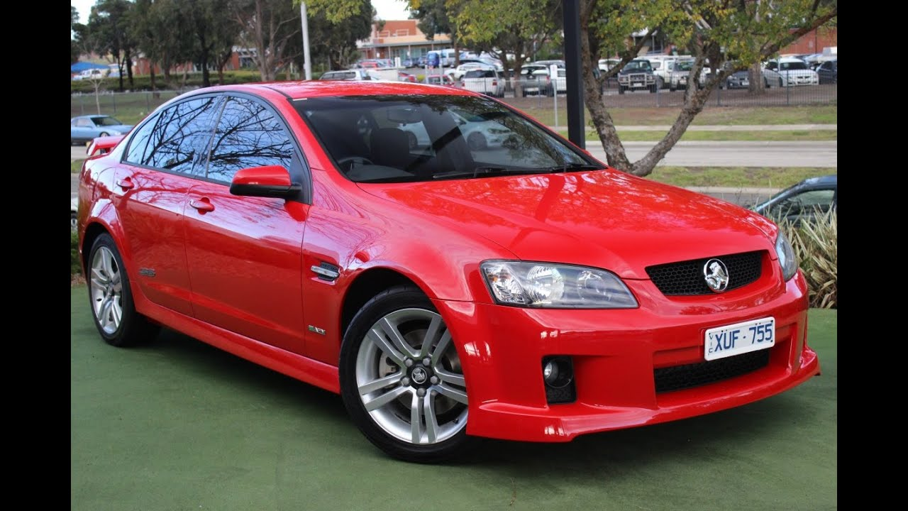 Holden Commodore Used Car Review