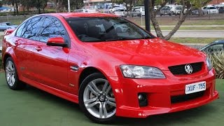 B5364 - 2009 Holden Commodore SS VE Auto MY10 Review