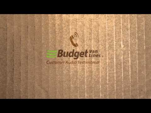 Budget Van Lines Reviews 3 | Moving From AL to FL
