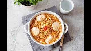 Soft tofu ramen(순두부라면)_Koreanfood recipe(영어자막)ENG ver.