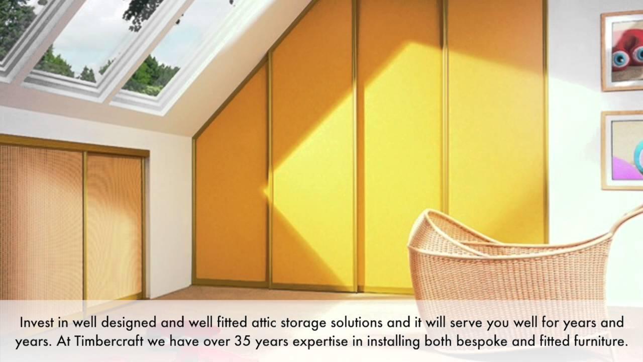 Attic Storage Solutions Ireland