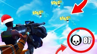 ON RENCONTRE A 'GROS CHEATER' on FORTNITE 70 Kill