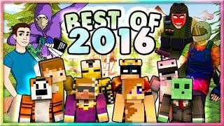 The Crew's BEST OF 2016! (Funny Moments Montage)