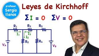 Leyes de Kirchhoff. Curso de Electricidad - Clase 14