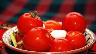Малосольные помидоры в пакете . БЫСТРАЯ ВКУСНАЯ ЗАКУСКА