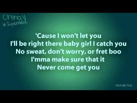 Chingy - Superhero (Mastered) [Lyrics on Screen] M'Fox