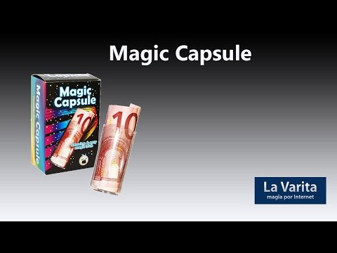 Magic Capsule - Standard video