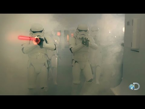 Can a Star Wars Blaster Bolt Be Dodged?