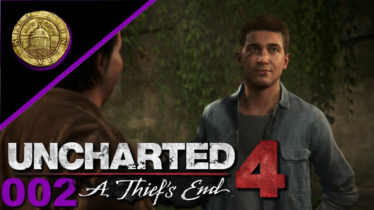 uncharted deutsch
