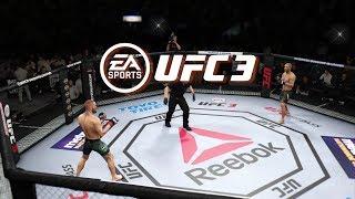 EA SPORTS UFC 3 BETA - 4K@60FPS Gameplay