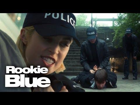 Best Season 1 Arrests! | Rookie Blue