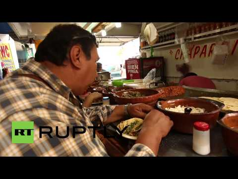 Mexico: Mexico outweighs US on obesity scale