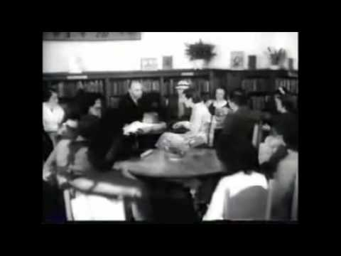 John Dewey - Escuela tradicional y escuela nueva (cortometraje).