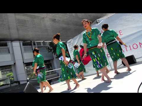 Asian Heritage Street Celebration 2012:  Kachin National Ethnic Group Dance (Burma)