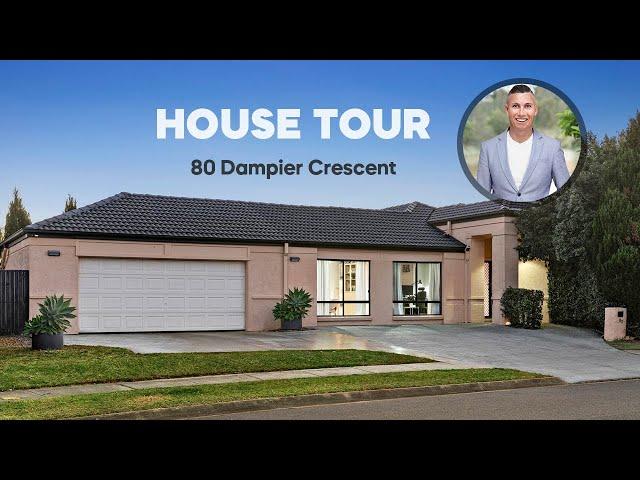 HOUSE TOUR   80 Dampier Crescent Drewvale   CHRIS GILMOUR