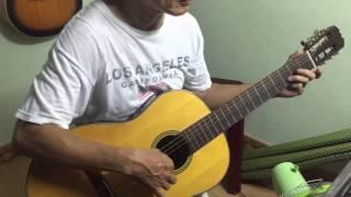 Biển Nhớ - Guitar solo Lợi Nguyễn