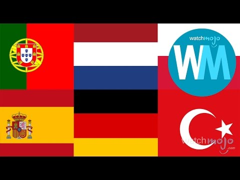 Portuguese, German and Dutch WatchMojo channels!