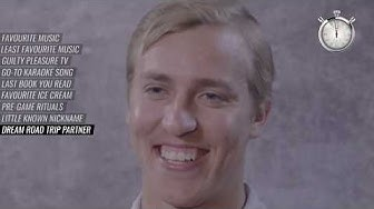 One minute with Teuvo Teravainen