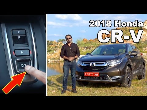 2018 New Honda CR-V Review | Honda CR-V Diesel Automatic Review