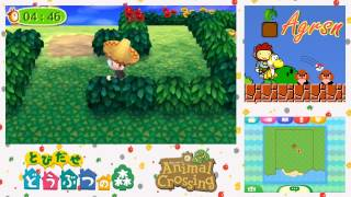 AC: New Leaf w/ Agrsn Day18p7: Protesting!