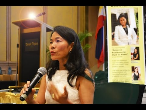 Rebecca Bustamante - How a Maid Built a Life that You Can Have Too (PAG-IBIG EVENT)