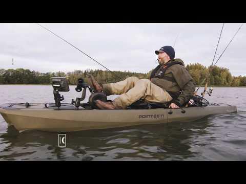 NEW - KingFisher Modular Fishing Kayak By Point 65