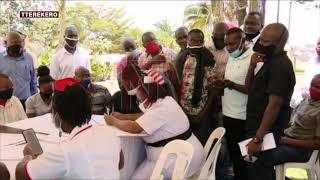 OKUGEMA COVID-19: Disitulikiti ezitakuunze bantu zirabuddwa