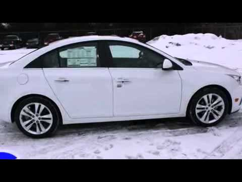 Graff Chevy >> New 2011 Chevrolet Cruze - StockID: 6-79247 - Hank Graff Davison, Flint Chevy Dealer - YouTube