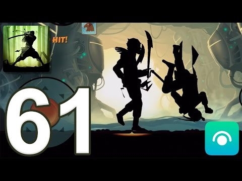 Shadow Fight 2 - Gameplay Walkthrough Part 61 - Act 7: Chapter 1 (iOS, Android)